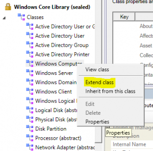 Add Purchasing Data to Computer Form in Service Manager4