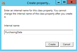 Add Purchasing Data to Computer Form in Service Manager7