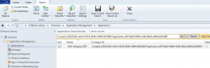 Find the Application Name from a Configuratin Item ID (CI_UniqueID) in Configuration Manager 2012_1