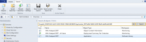 Find the Application Name from a Configuratin Item ID (CI_UniqueID) in Configuration Manager 2012_2