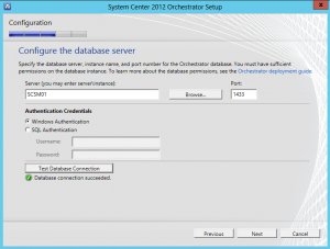 Install a secondary Orchestrator Runbook server6