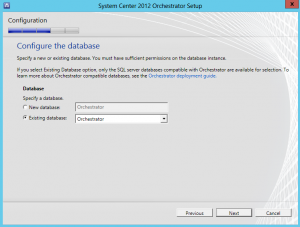 Install a secondary Orchestrator Runbook server7