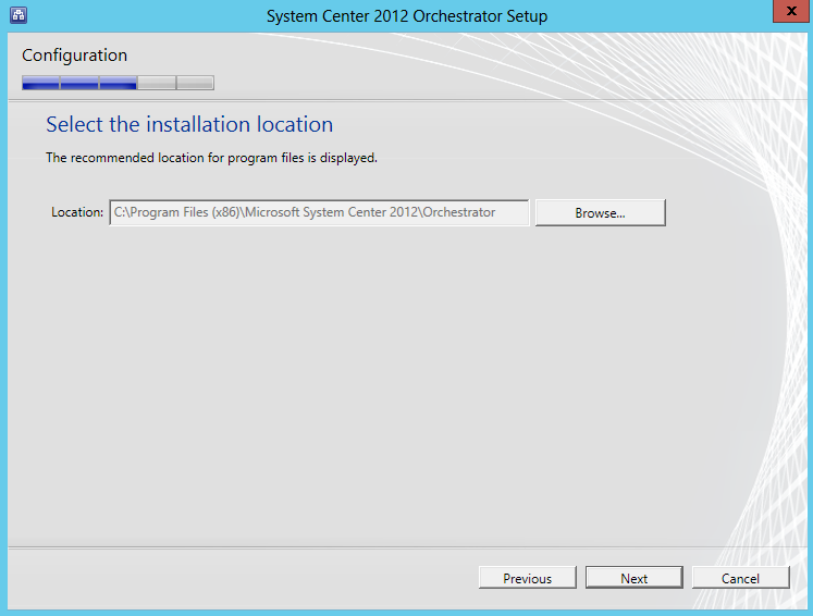 Install a secondary Orchestrator Runbook server – System