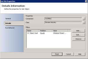 Get Service Managers Reviewer Display Name with Orchestrator5