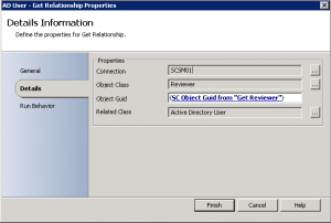 Get Service Managers Reviewer Display Name with Orchestrator8