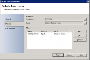 Get Service Managers Reviewer Display Name with Orchestrator9