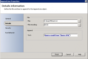How to use the Query XML Activity in Orchestrator3
