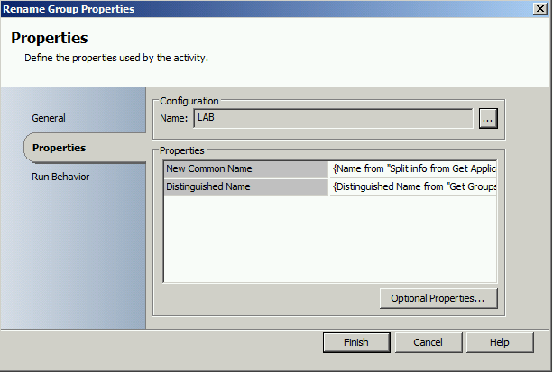 Generate AD group with SCO when new SCCM 2012 Application is created10