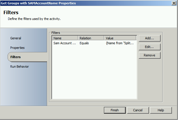 Generate AD group with SCO when new SCCM 2012 Application is created8