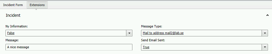 Send SCSM E-Mail with different sender (from) addresses1