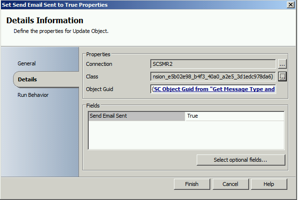 Send SCSM E-Mail with different sender (from) addresses11