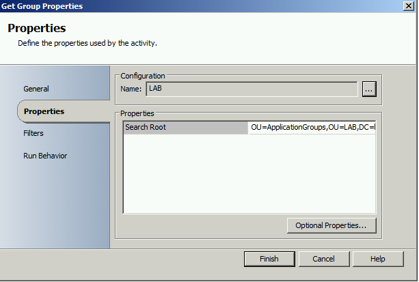 Delete AD Group when application is removed or retired in Configuration Manager 2012 with Orchestrator7