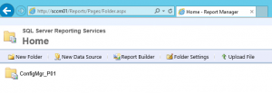 Email Configuration Manager 2012 reports on schedule2