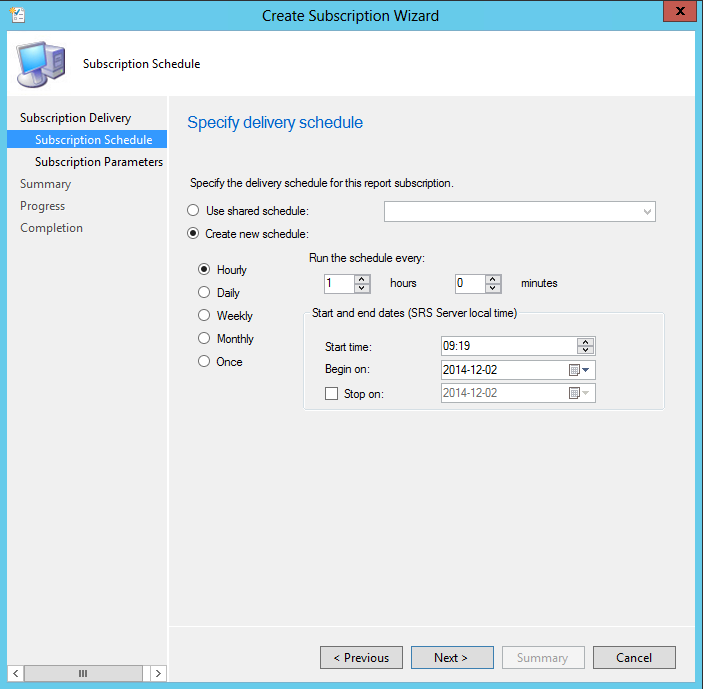 E-mail Configuration Manager 2012 (SCCM) reports on a