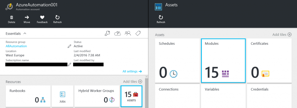 Add module in Azure Automation if DSC Configuration compilation fails2