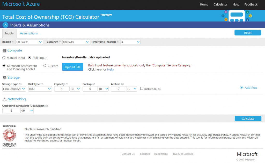 1 Get started with Microsoft Azure Total Cost of Ownership